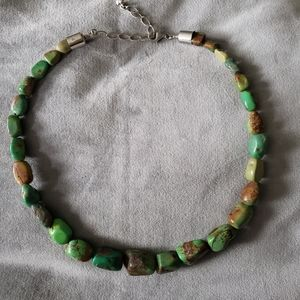 Jay King DTR 925 Chunky Turquoise Necklace